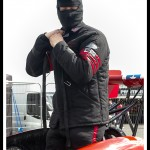 balaclava on